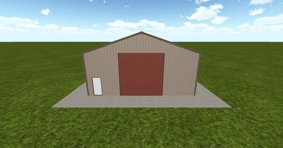 Cool 3D #marketing http://ift.tt/2ajTkIn #barn #workshop #greenhouse #garage #roofing #DIY