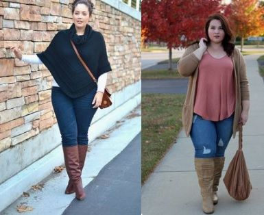 Fat Girl Fashion: Tips for Fall — Steemit