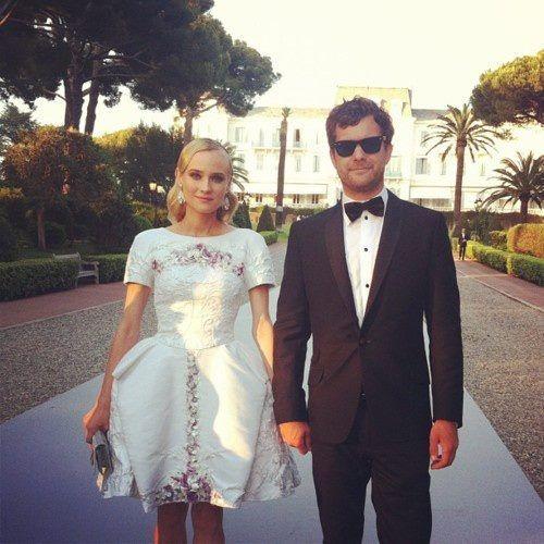 Diane Kruger & Joshua Jackson, stylish couple