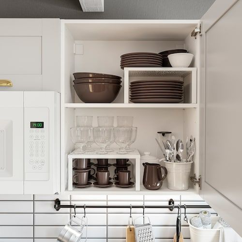 Knoxhult Corner Kitchen Gray Ikea Grey Kitchens Straight Kitchen Freestanding Cooker