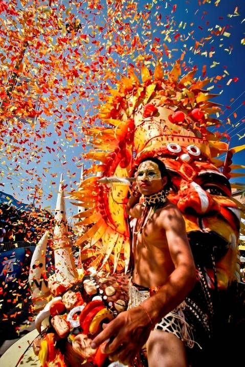 Carnaval de Barranquilla. Colombia Come and visit us at www.Going2Colombia.com