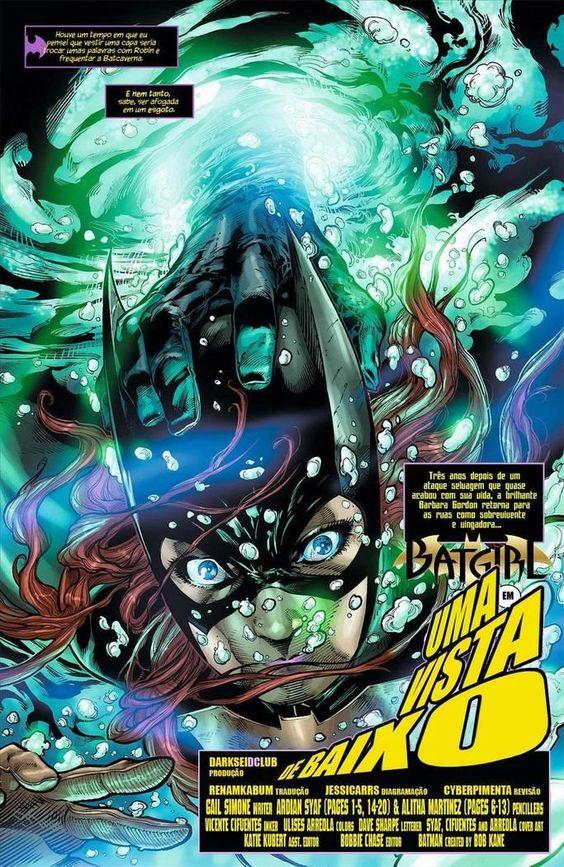 HQBR - Batgirl (2011) - Capitulo #7