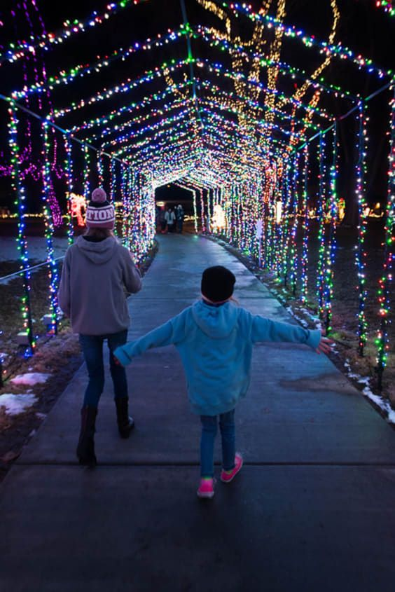 Christmas Activities Park City 2020 Christmas Lights 2020 2021 in Utah   Dates & Map in 2020