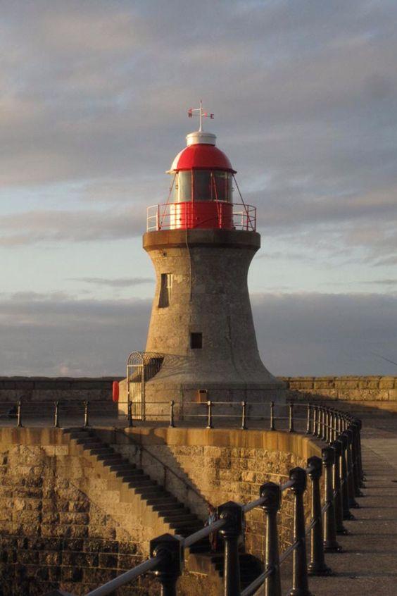 South Shields Lighthouse, Tyne and Wear, England