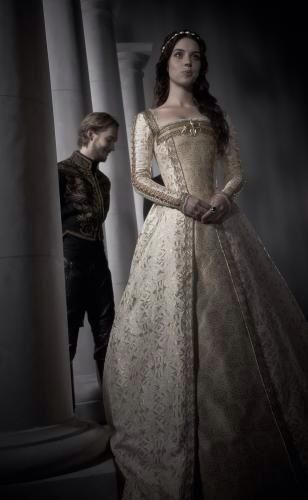 reign frary francis mary cw