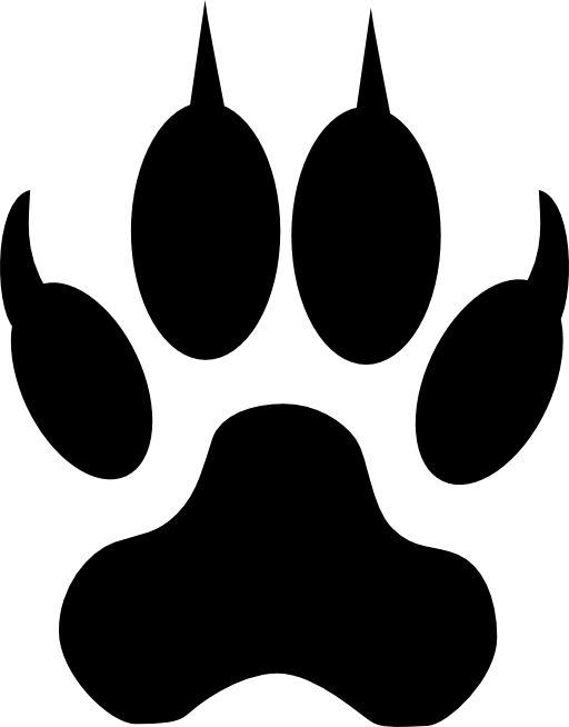 Wolf Silhouette Clip Art Clipartsco Animals