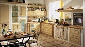 fabbrica cucine roma - stile provenzale francese