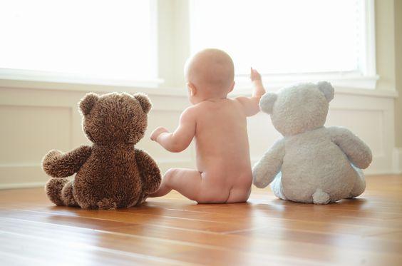 Dancin' with teddy bears