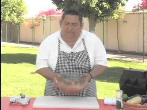 El sabor del domingo - Muslos de Pollo a la parrilla - YouTube