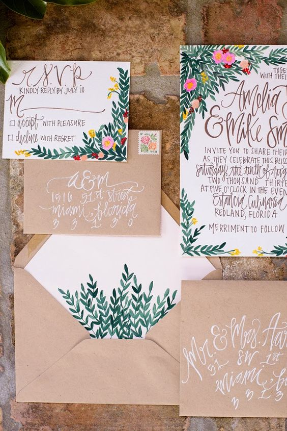 WILDFLOWERS BLOG: TUSCAN INSPIRED WEDDING // FEAT. ON RUFFLED BLOG