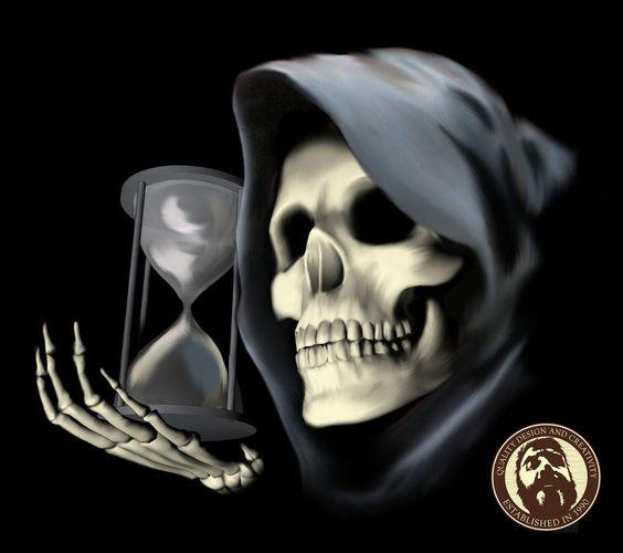 Reaper Time - DevianArt  <3
