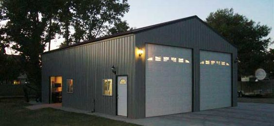 Metal Building Kits Do Yourself : Diy garage kits metal do it yourself
