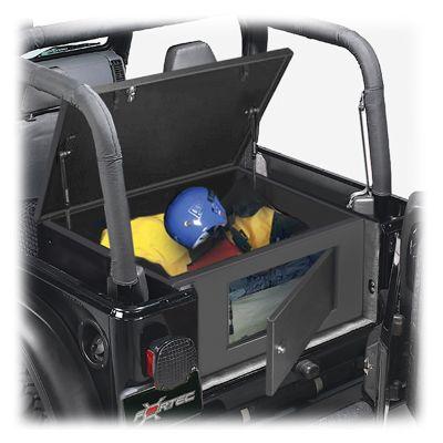 Tuffy Jumbo Security Storage Trunk For 76 06 Jeep 174 Cj