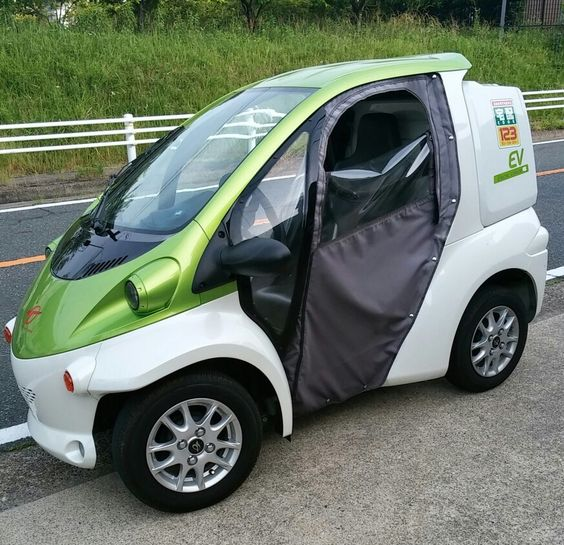 One person electric vehicle