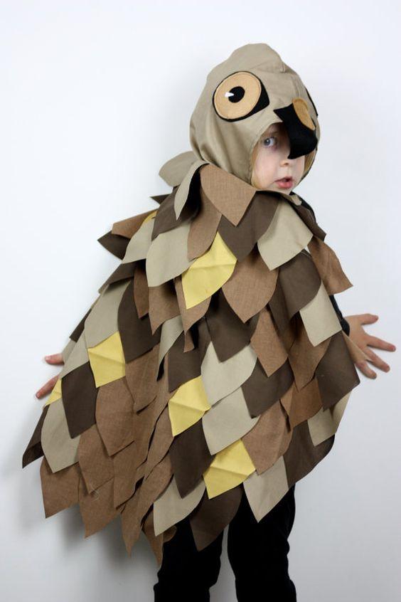 hawk cap pour enfants costume faucon de halloween. Black Bedroom Furniture Sets. Home Design Ideas