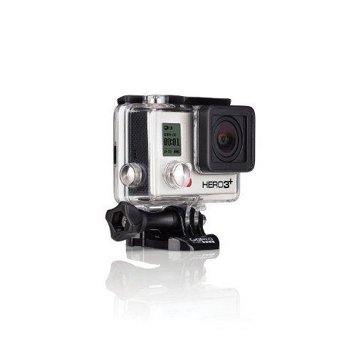 GoPro HERO3+ Black Edition Adventure Caméra embarquée étanche 12 Mpix Wi-Fi | Your #1 Source for Sporting Goods & Outdoor Equipment