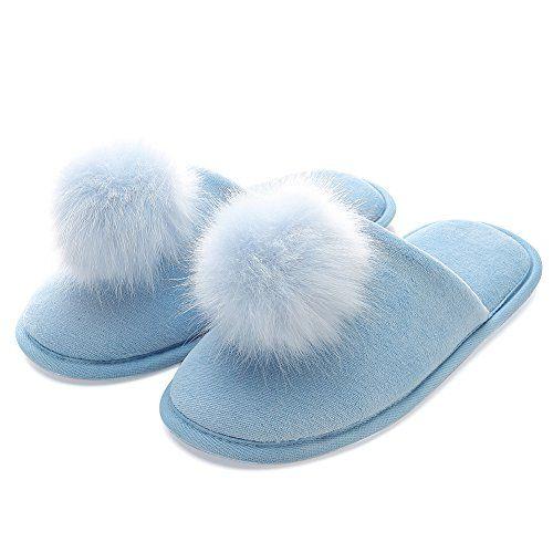 womens slippers slip on home   Slippers