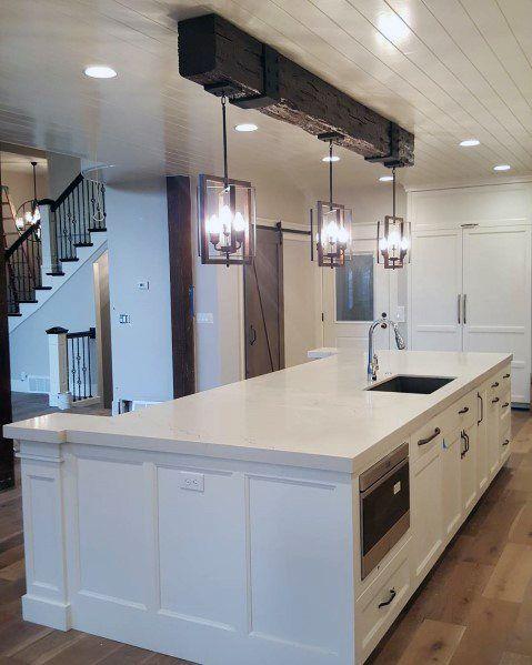 Top 60 Best Wood Ceiling Ideas Wooden Interior Designs Kitchen Ceiling Design Painted Wood Ceiling Shiplap Kitchen