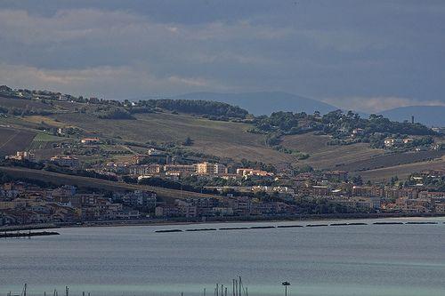 Ancona, Marche, Italy - Collemarino  neighborhood by gdb