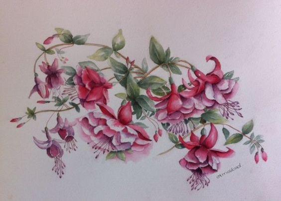 Resultado de imagem para pinterest rosa lozovei
