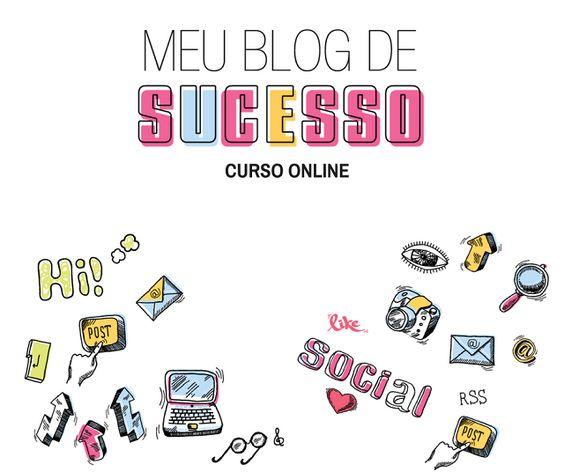 Dica de curso online para criar e manter um blog de sucesso. Acesse http://meublogdesucesso.com.br/curso-meu-blog-de-sucesso/ e uso o cupom de desconto: mamaepratica20off