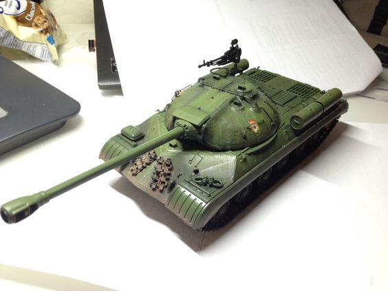 1/35 Is-3 is-3 tank