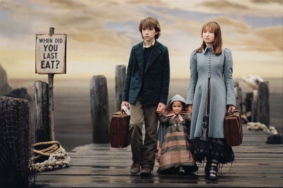A Series of Unfortunate Events  Violet, Klaus and Sunny Baudelaire