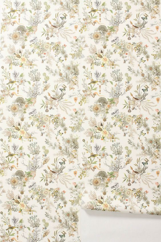 topsy turvy wallpaper ++ carla venticinque osborn