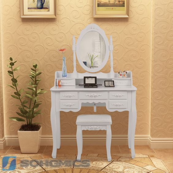 Ebay white dressing table x&y