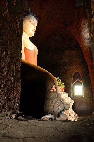✯ Pagan - #Myanmar :: By Kris_B ✯ #buddhist #art