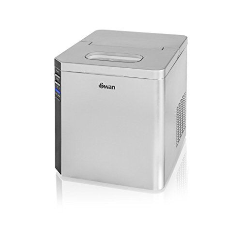 Swan Sim100 Ice Cube Maker Counter Top Ice Machine 3 Different