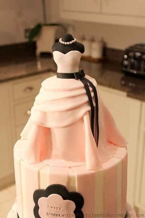 decoracion, modelos y diseño de tortas de 15 años (14):