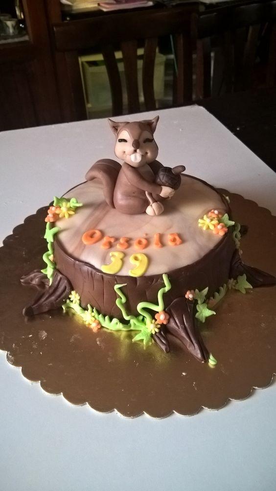 torta scoiattolo