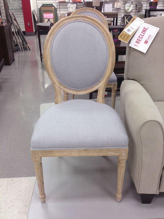 Pretty Blue Chair Tj Maxx