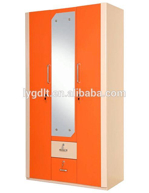 Source Super Deluxe 3 Door Steel Almirah Design Price Painting