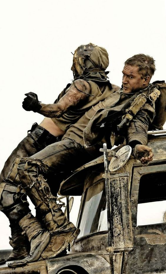 Tommy as Max Rockatansky - Mad Max: Fury Road (2015) / TH0040