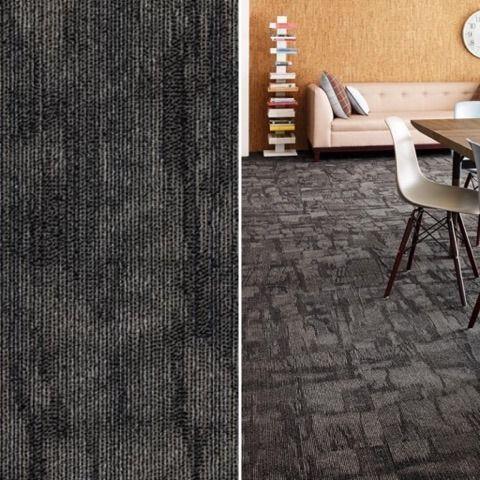 Philadelphia Surface Works Chiseled Commercial 24 X24 Carpet Tile