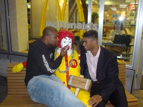 Rampage and Alistair Overeem