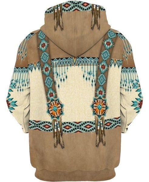 Dress Men Print Casual  Pullover IndianSweatshirt Shirt 3D Sweater Hoodie Hooded