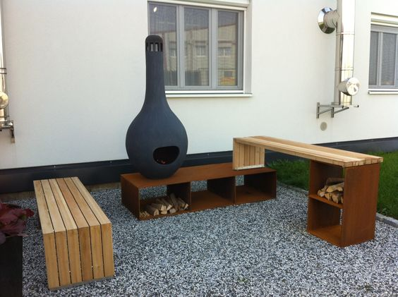 lixada outdoor hobo ofen holzofen aus edelstahl f r picknick bbq camping s tempest. Black Bedroom Furniture Sets. Home Design Ideas