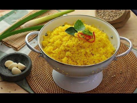 Recipe Chicken Jasmine Rice Soup With Extra Garlic Sup Nasi Resep Makanan Resep Ayam