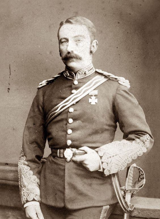 Image-John Rouse Merriott Chard2 - Battle of Rorke's Drift - Wikipedia, the free encyclopedia