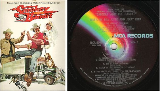 smokey and the bandit ost download