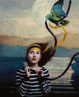 Louise C. Fenne - Portraits