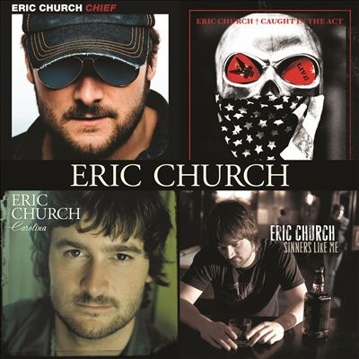 So today I got the Eric church four album set. I love every album in it but it's missing one thing..... His new album the outsiders