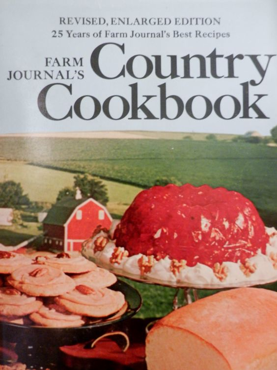 Another great Farm Journal Cookcook