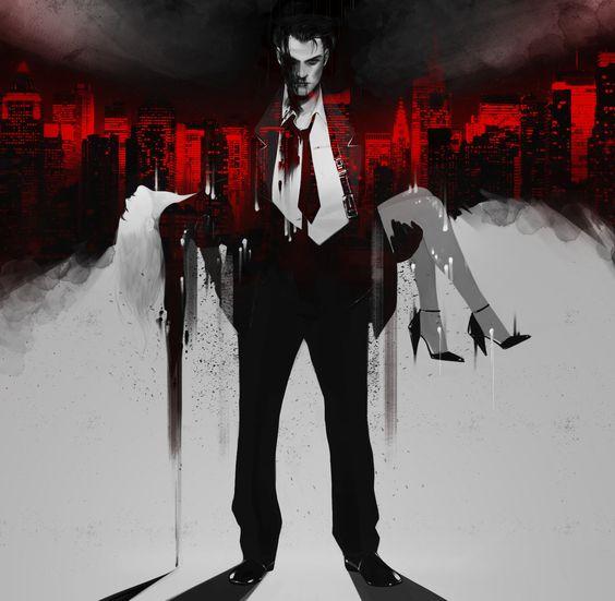 ArtStation - Max Payne, Nas Iljich
