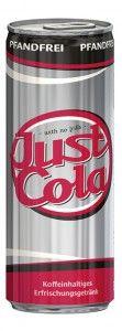 Just Cola® – Die Preis Alternative Wer  Cola ohne Schnick-Schnack will, ist bei uns genau richtig. Der süße Muntermacher hält, was er verspricht. Just Cola® bietet den perfekten Geschmack und kostet nicht viel. Genauso, wie wir Cola genießen möchten.