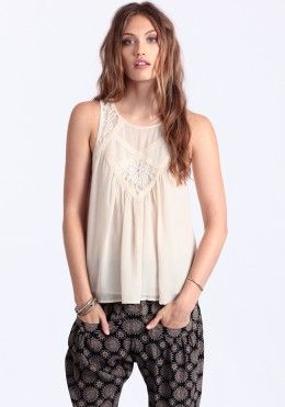 No Sugar Lace Top