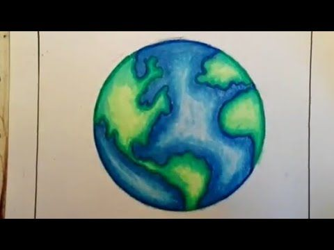 How To Draw Earth Save Earth Drawing For Kids Youtube Earth Drawings Save Earth Drawing Drawing For Kids